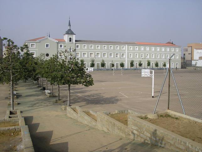 Colegio Claret Don Benito. Archivo