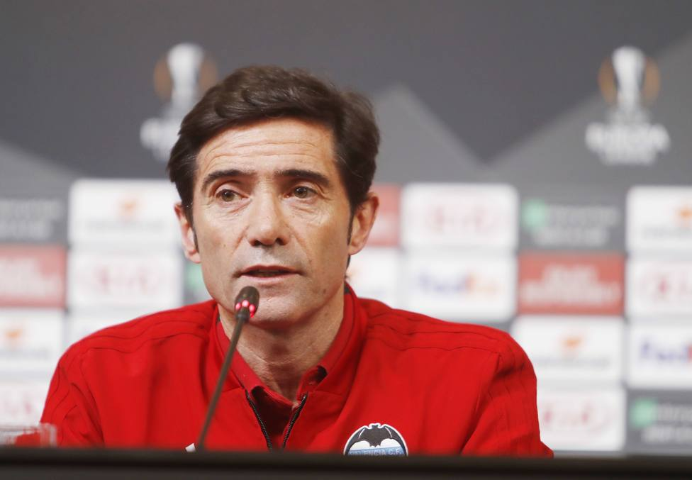 Marcelino: Un gol les obliga a marcarnos tres, hasta ahora no ha resultado fácil
