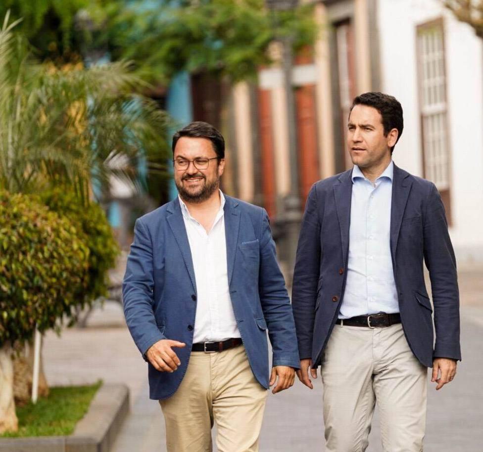 Génova responde a CC que Antona es el candidato del PP a presidir Canarias y no propondrá a otro
