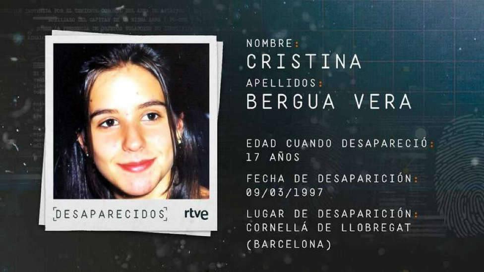 """Cristina desapareció a los 16 años. Su madre está desesperada: """"No sabemos ya a qué puertas llamar"""""""
