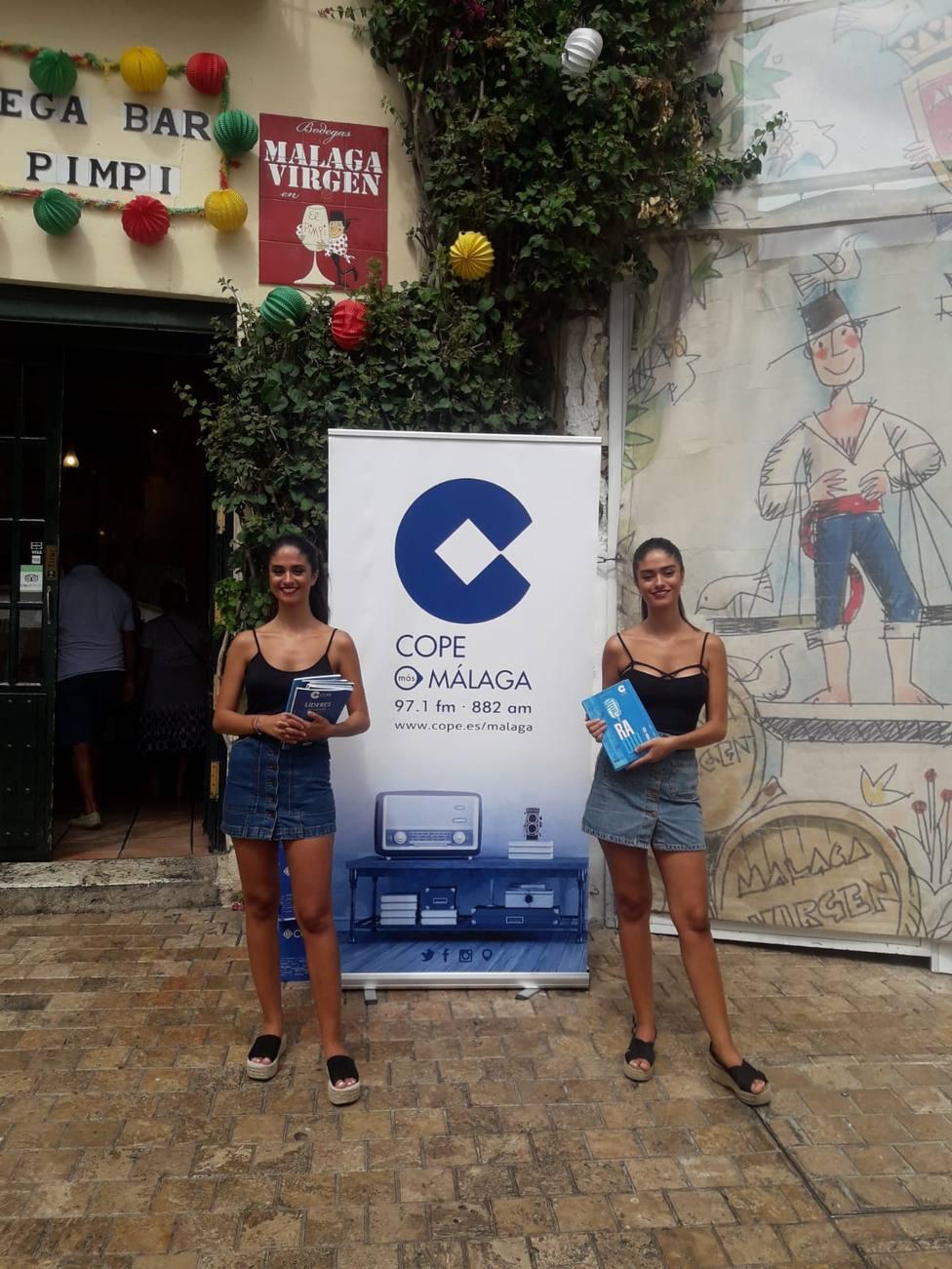 Ya puedes recoger en El Pimpi la revista Papeles de radio de COPE Málaga