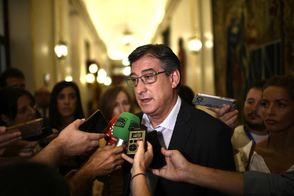 Prendes (Cs) achaca el que no haya Gobierno única y exclusivamente a Pedro Sánchez