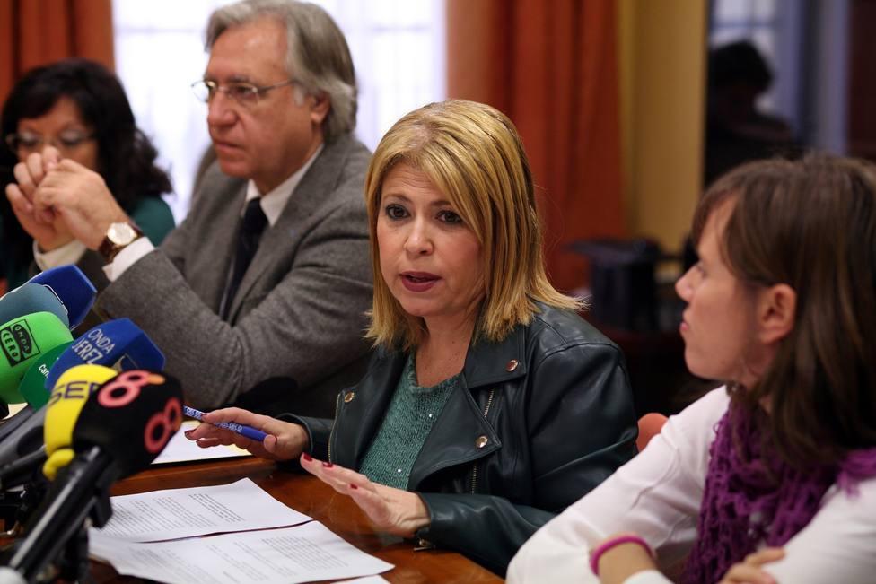 Hackean con amenazas de muerte a Mamen Sánchez la cuenta de Twitter del Ayuntamiento de Jerez