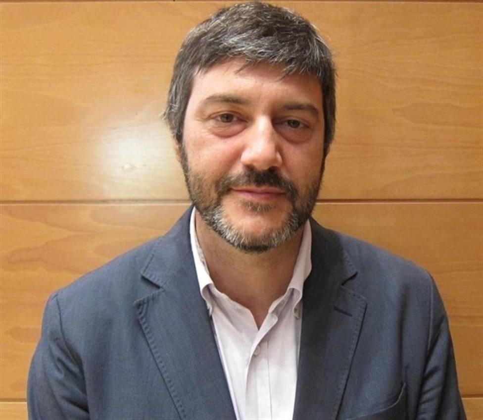 Gerardo Oliván, portavoz del PP