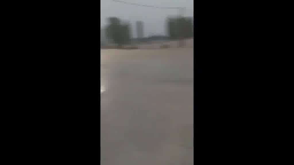 Lluvia de récord en Gotarrendura, precipitación máxima de Castilla y León