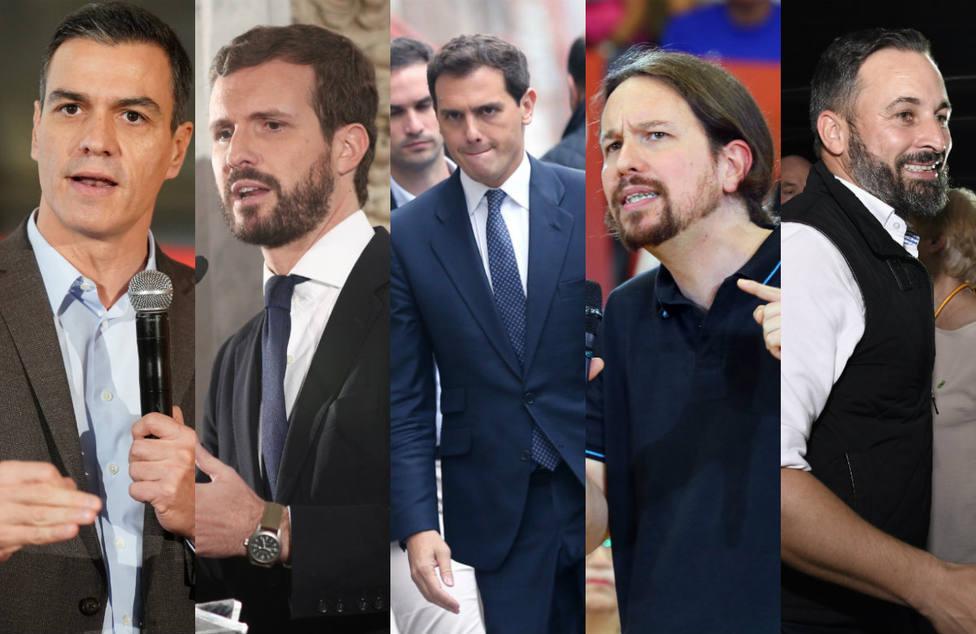 Qué Dice De Los Candidatos Al 10n Su Forma De Vestir