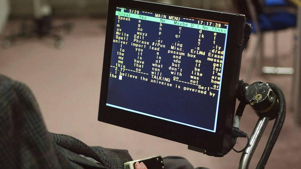 Este es un ejemplo de sintetizador de voz con el que 10 millones de personas se comunican en el mundo