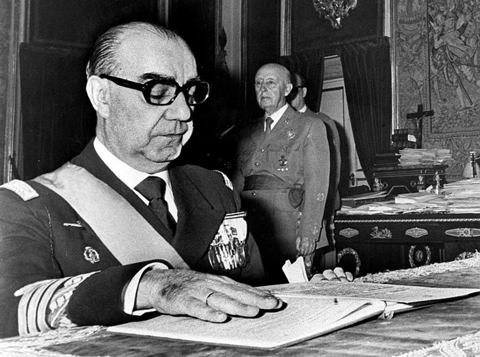 Así fue la muerte de Carrero Blanco, el último presidente de España asesisnado