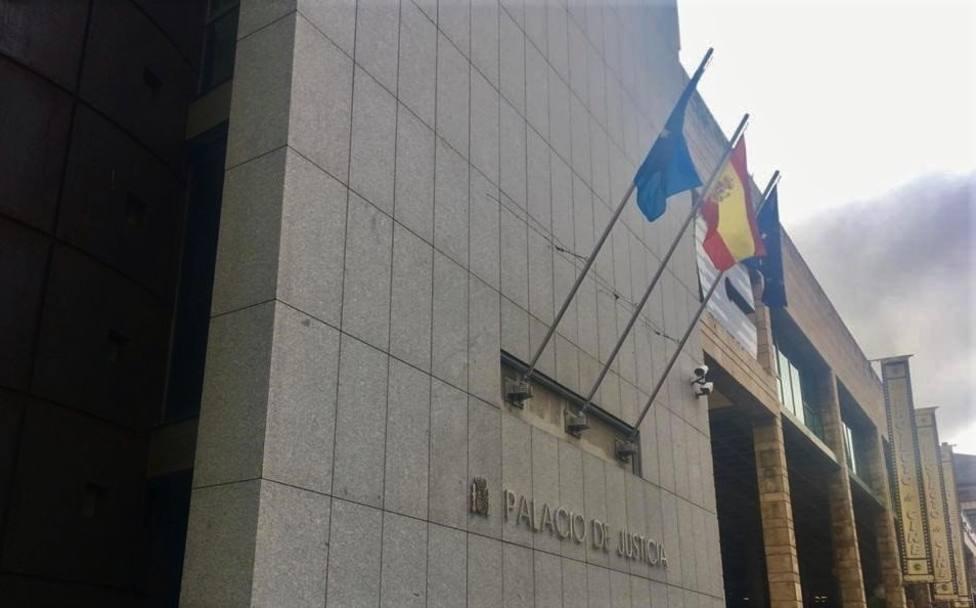 Palacio Justicia Oviedo