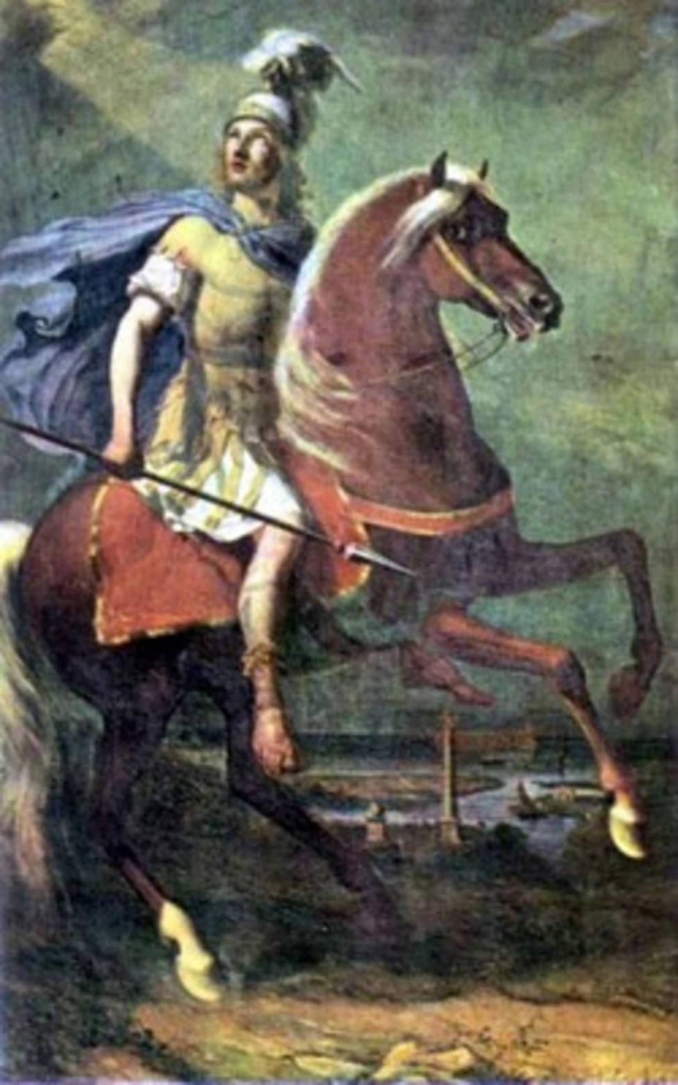 Teodoro de Heraclea el Santo mártir por adorar al Dios Único y Verdadero