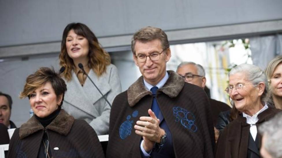 Feijóo no necesitaría a Vox ni Cs para alcanzar una nueva mayoría absoluta en Galicia, según encuesta de ABC