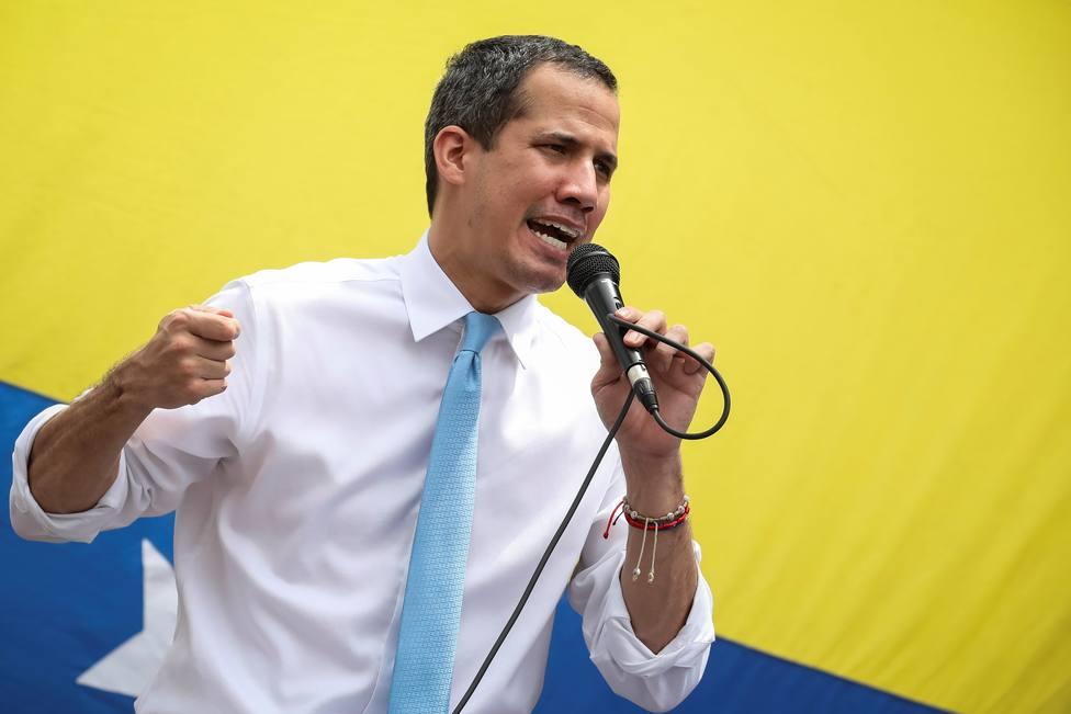 El Gobierno de Maduro sugiere que Guaidó está refugiado en la Embajada de Francia