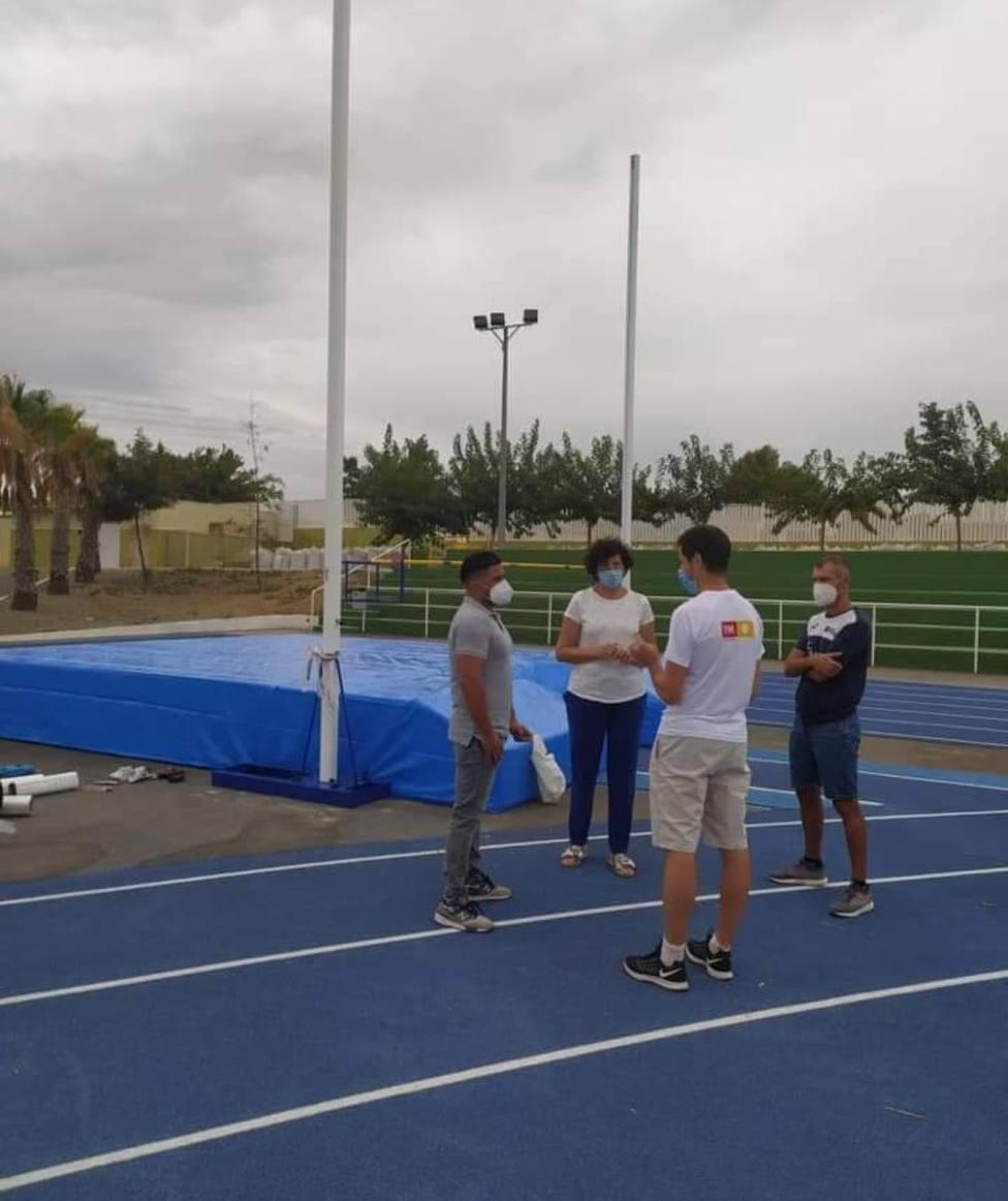Puerto Lumbreras inaugurará sus nuevas instalaciones de atletismo el 14 de septiembre