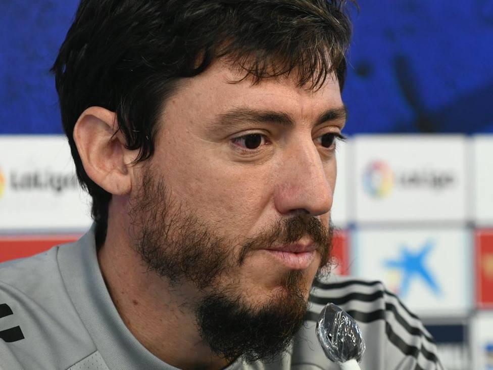 Cristian Álvarez. Real Zaragoza