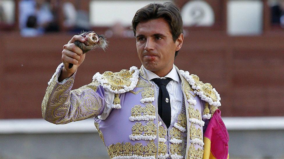 Miguel Tendero, en una imagen de archivo, ha destacado en el festejo de Almoguera