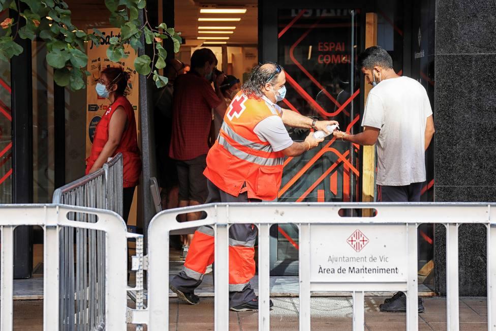 El coronavirus deja 1.845 contagios y 16 muertos en Cataluña en las últimas 24 horas
