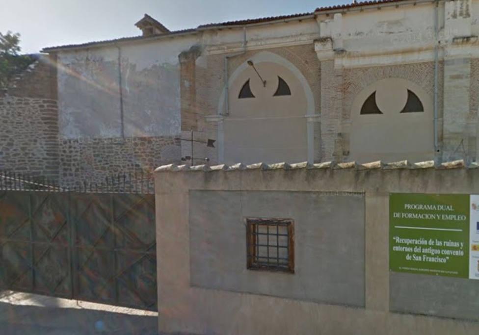 La Junta adjudica 400.000 euros para la conversión del Convento de San Francisco de Paredes de Nava