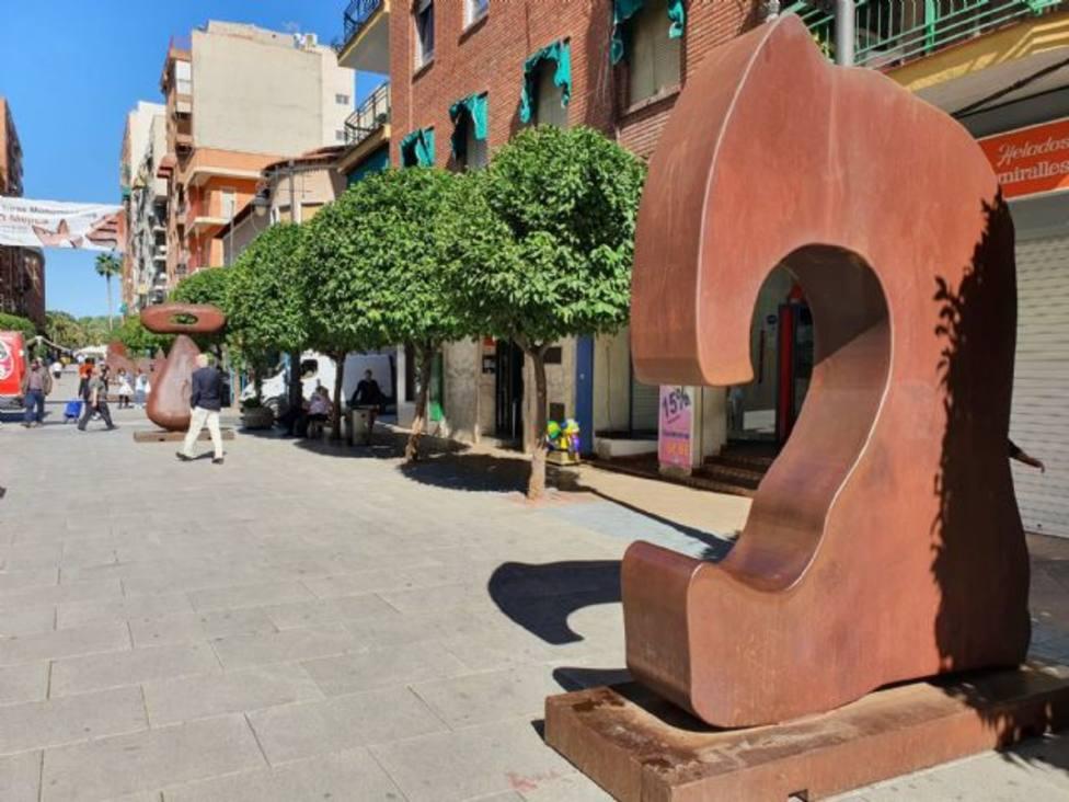 Lorca acogerá del 12 de enero al 4 de abril la exposición 'Esculturas Monumentales' del artista Juan Méjica