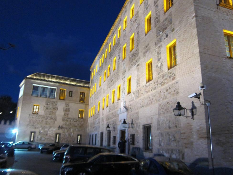 Convento de S. Gil, sede de las Cortes de CLM
