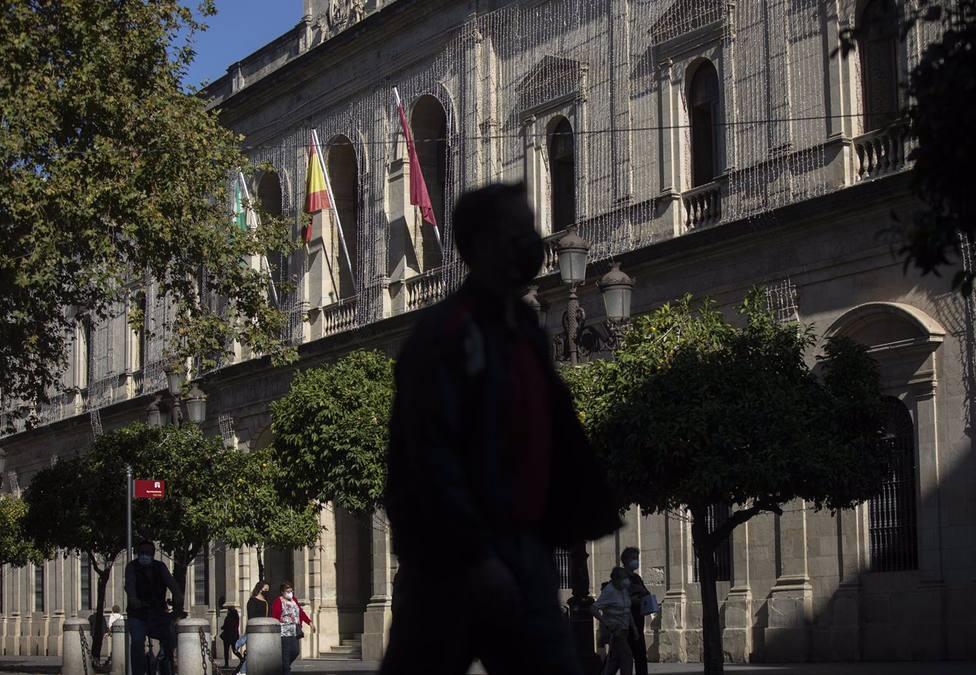 Más plazas para las personas sin hogar en Sevilla para que puedan soportar la ola de frío y lluvia