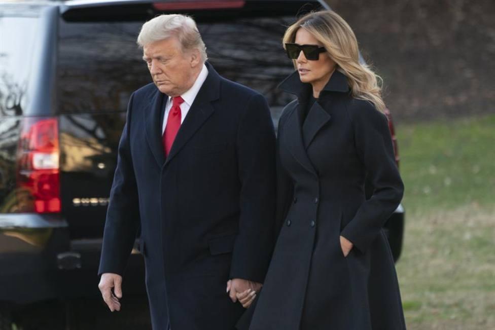 Melania Trump condena el asalto al Capitolio: La violencia nunca es aceptable