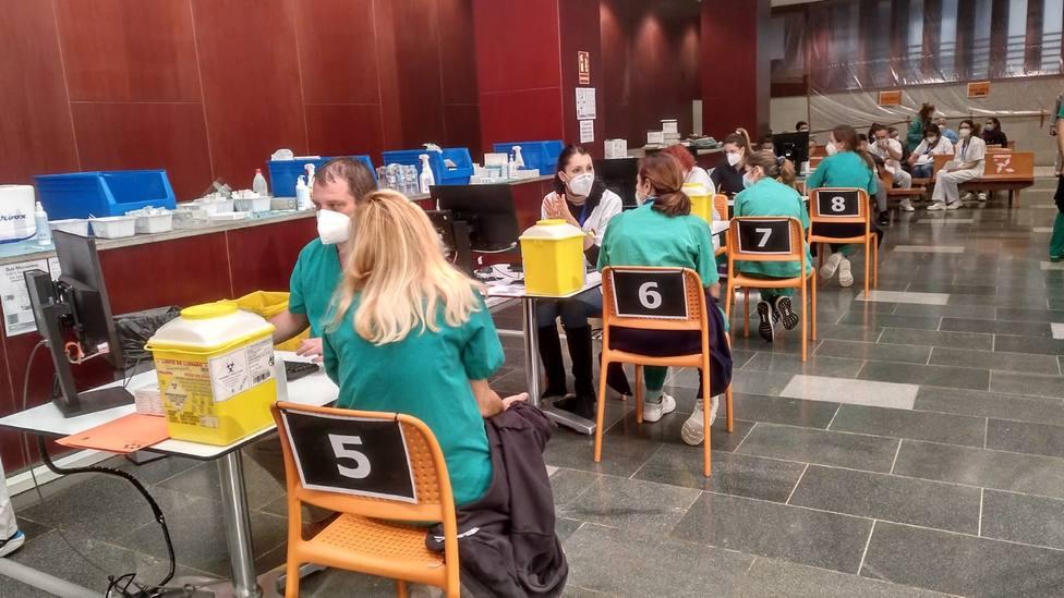 Canarias pisa el acelerador con la vacunación del coronavirus