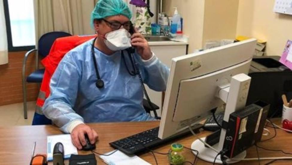 Granada.- Coronavirus.- Más de 580.000 consultas de Atención Primaria a distancia en el confinamiento
