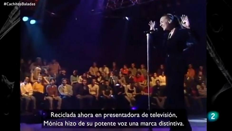 El enfado de Mónica Naranjo con TVE por un rótulo: Por eso os sorprende