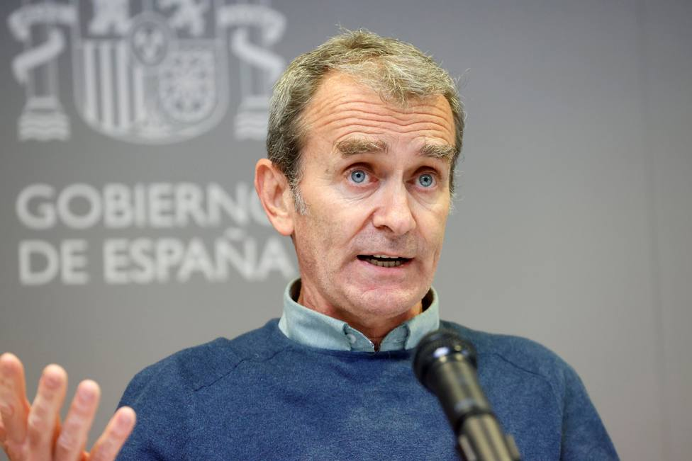 RUEDA DE PRENSA FERNANDO SIMÓN