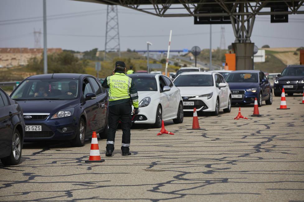 Seis personas han fallecido en las carreteras en lo que va de puente de la Semana Santa