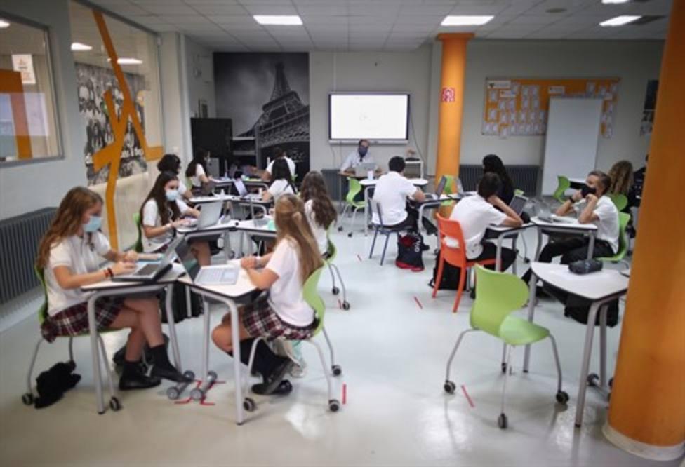 Un día en la vida de un profesor de la ESO durante la pandemia