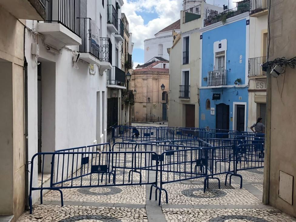 Casco Antiguo de Badajoz
