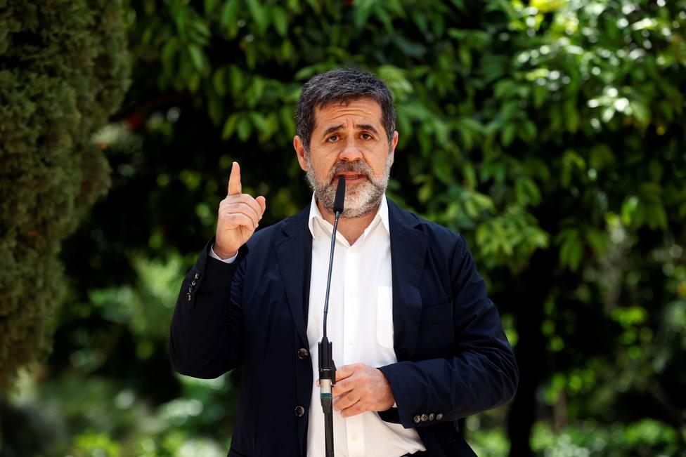 Jordi Sánchez pide que el Gobierno reconozca la inmunidad de Puigdemont como un segundo paso