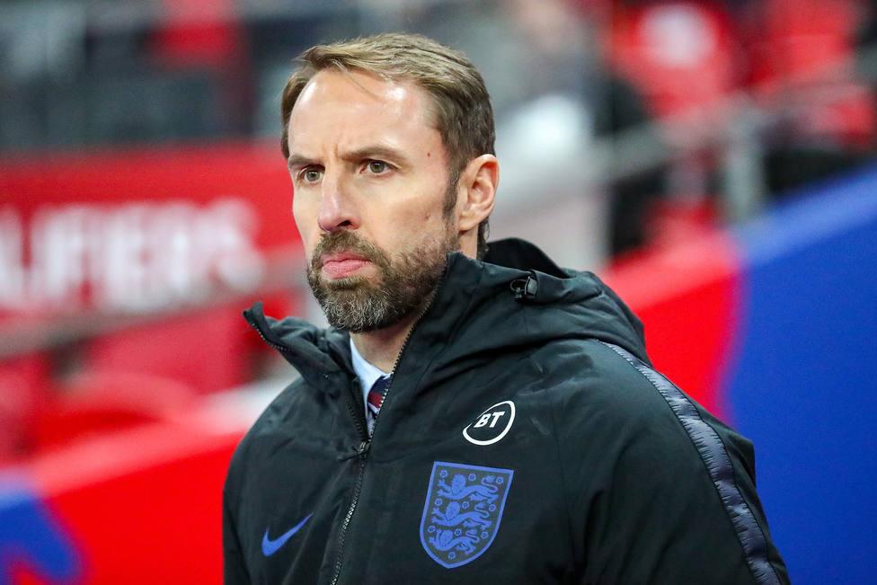 FOOTBALL - UEFA EURO 2020 - QUALIFYING - ENGLAND v MONTENEGRO