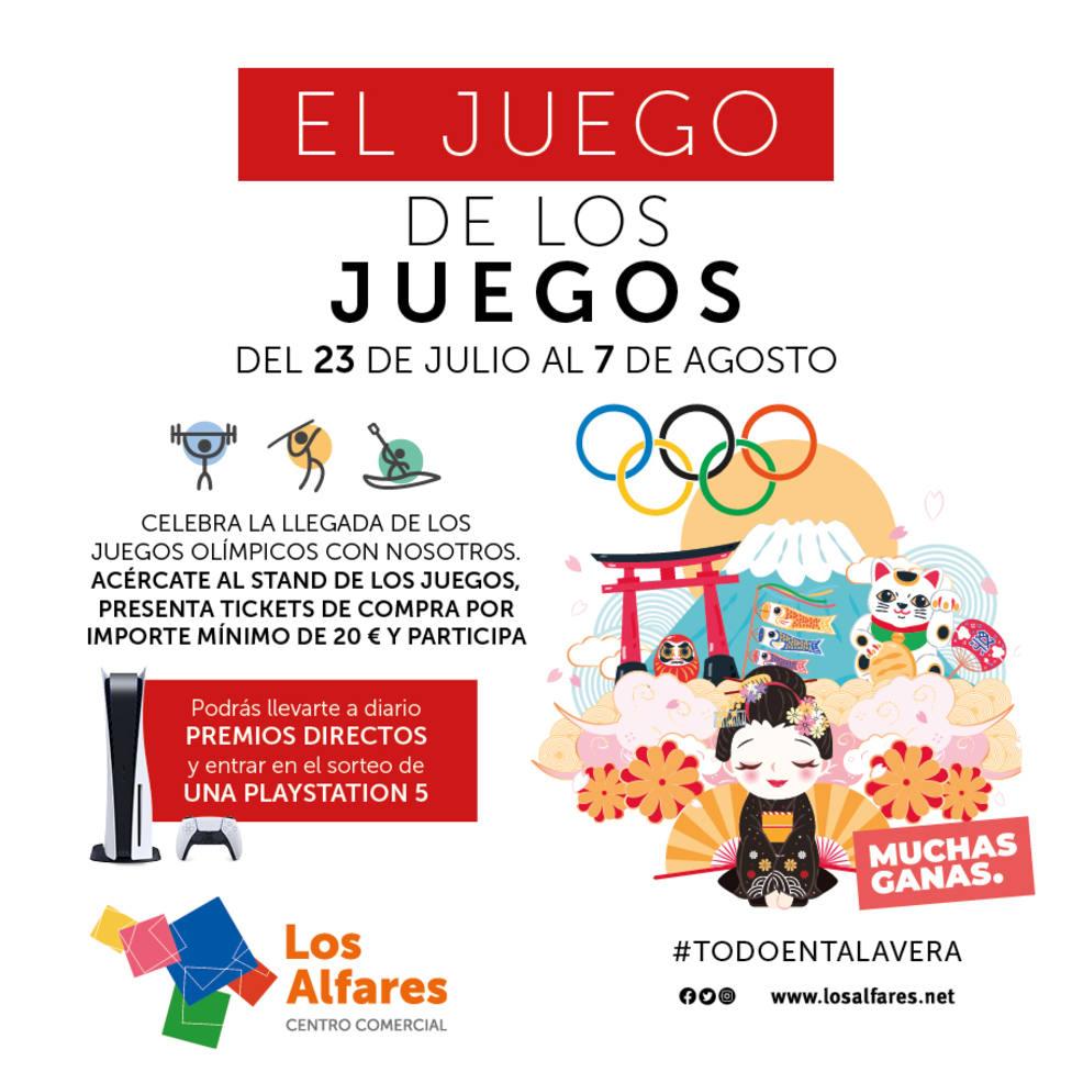 Los Alfares: Juegos Olímpicos