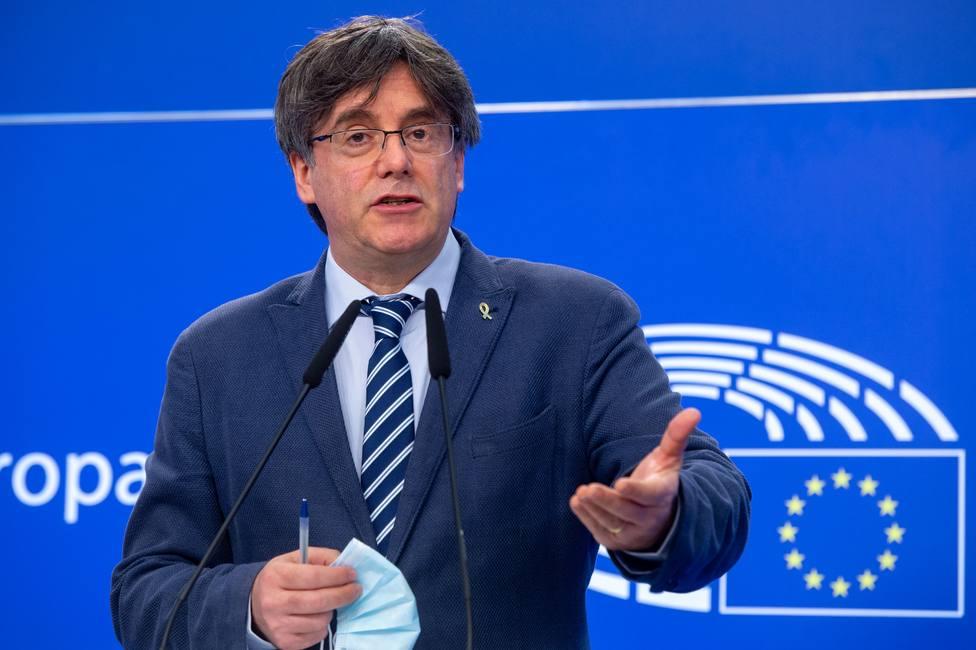 La Eurocámara pedirá investigar los contactos entre el independentismo y Rusia