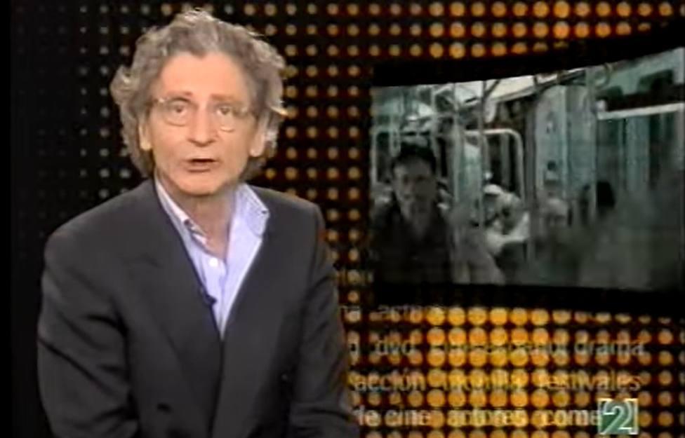 El detalle de Antonio Gasset en Informe Semanal el día del accidente de Fernando Martín: El mundo es así