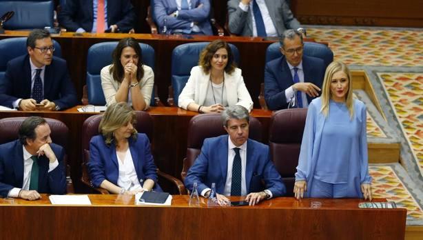 El PP acepta la comisión de investigación para que Ciudadanos no pida la dimisión de Cifuentes