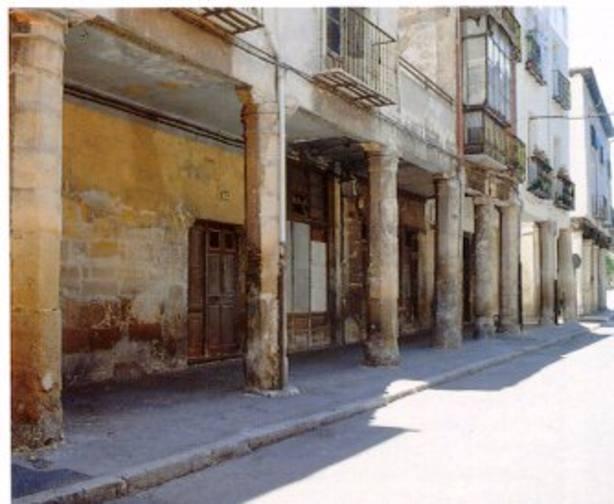 emblemático edificio de la calle Rodríguez Paterna