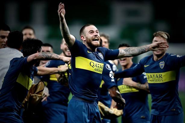 Palmeiras - Boca Juniors