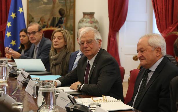 Borrell advierte de que España no acepta ultimátums de EEUU en relación a Irán