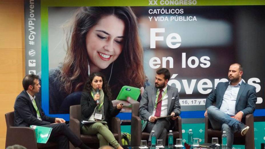 Fe en los jóvenes, en el XX Congreso Católicos y Vida Pública de la ACdP