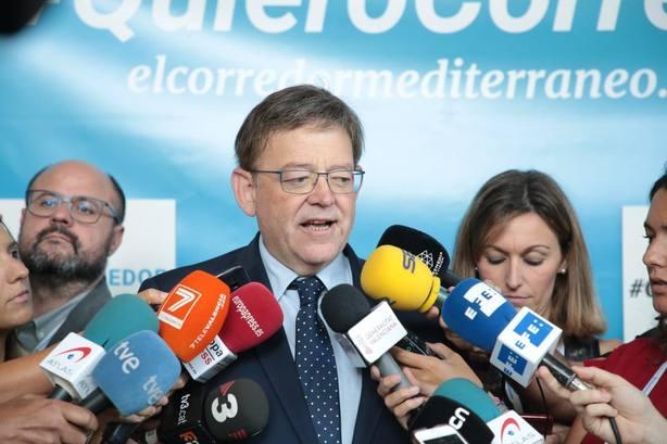 Puig reclama una solución inmediata para el pesquero: No se puede hacer del Mediterráneo un cementerio