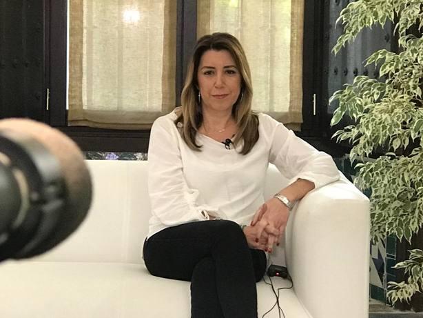 Díaz lamenta que vándalos se aprovechen del sentimiento libre de los que protestan frente a la extrema derecha
