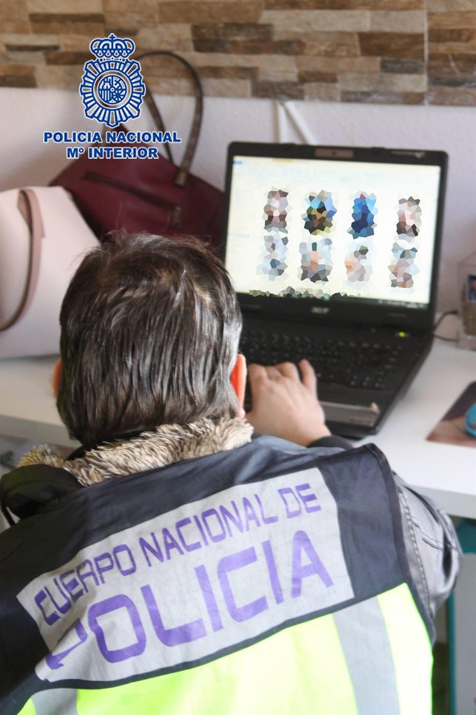 Cuatro detenidos en una redada contra la explotación sexual en Cartagena