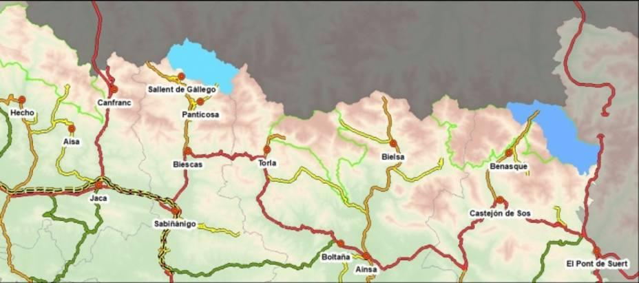 Cartografia ATES