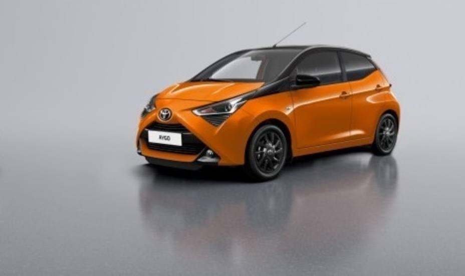 Toyota presentará dos nuevas versiones del Aygo, el x-cite y el x-style, en el Salón de Ginebra