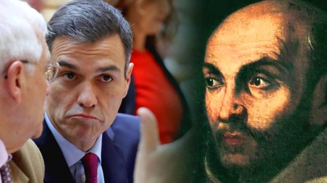El error cultural de Pedro Sánchez en su libro: ¿San Juan de la Cruz o Fray Luis de León?