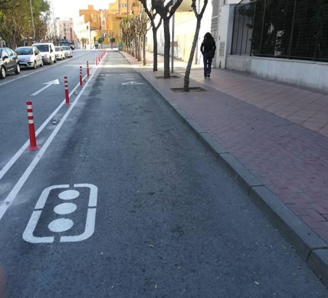 Los carriles bici de la ciudad acogen el sábado la marcha cicloturista a beneficio del Banco de Alimentos