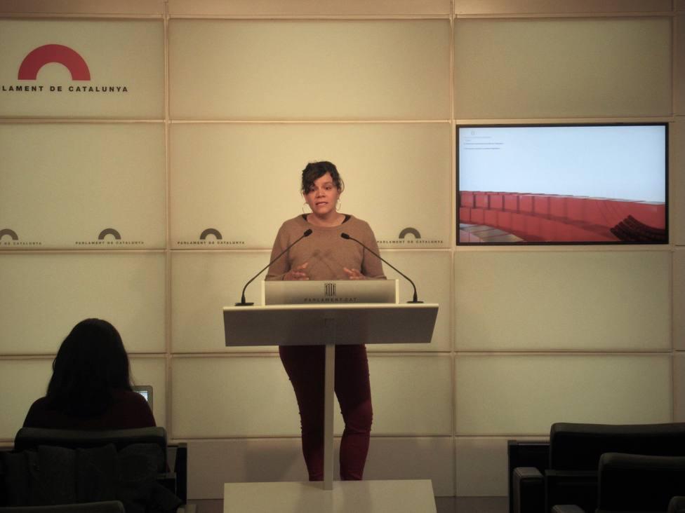 La CUP pide a Puigdemont no menoscabar más su credibilidad diciendo que volverá